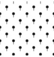 round pin pattern seamless vector image vector image