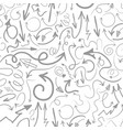 arrow background3 vector image vector image