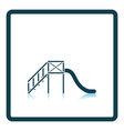 Childrens slide icon
