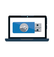 usb device vector image vector image