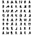 tango players vector image