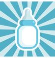 Baby Shower Bottle Icon