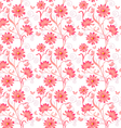 Elegance Seamless color pattern vector image