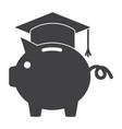 college savings plan vector image vector image