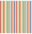 multicolor abstract striped seamless pattern vector image vector image