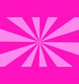 divergent beams vector image
