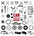 Car service logo generator