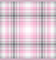 seamless abstract colorful checkered vector image vector image