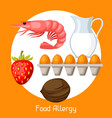 food allergy for medical