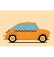 Vintage Taxi vector image vector image
