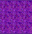 purple seamless stripe mosaic tile pattern vector image vector image
