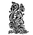 Floral Motifs Design vector image vector image