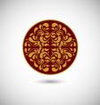 Oriental Medallion vector image vector image