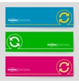 abstract creative concept background vector image