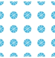 Unique Basketball seamless pattern vector image vector image