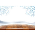 year holiday poster banner vector image vector image