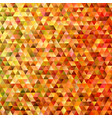 Abstract regular triangle tile mosaic background