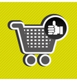 e-commerce icon design vector image