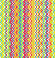 Seamless geometric tribal triangle hand drawn vector image