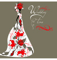Template for wedding card vector | Price: 1 Credit (USD $1)