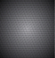 The texture imitation metal surface vector image
