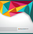Abstract high tech background for covers and vector image vector image