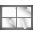 corner2 vector image vector image