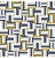 Digital grey pattern vector image vector image