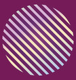 modern dynamic background design vector image