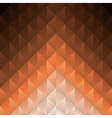 Geometric brown background