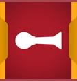 Horn klaxon icon