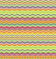 Seamless geometric tribal triangle hand drawn vector image vector image