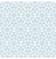 white seamless embossed pattern vector image
