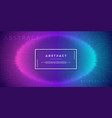 abstract dynamic modern background vector image vector image