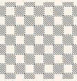 modern abstract checkered seamless texture vector image