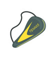 Tennis racket cover sport equipment cartoon
