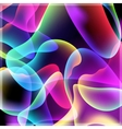 Abstract bright colored background gradients vector image vector image