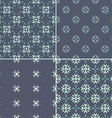 Dark Pattern Set vector image