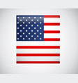 modern map united states usa independence day vector image vector image