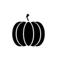 pumpkin icon in trendy flat style isolated on vector image vector image