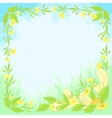 Flowers leaves and feathers vector | Price: 1 Credit (USD $1)