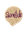 Greeting Shrovetide card vector image