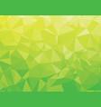 green bio background vector image vector image