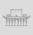 Alhambra vector image