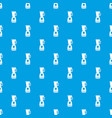 blender pattern seamless blue vector image vector image