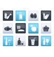food drink and aliments icons