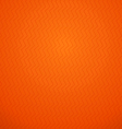 Orange pattern Design template vector image