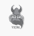 Viking logo vintage design