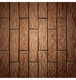 wooden panel seamless background vector image vector image