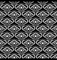 seamless abstract pattern on wallpaper vector image vector image